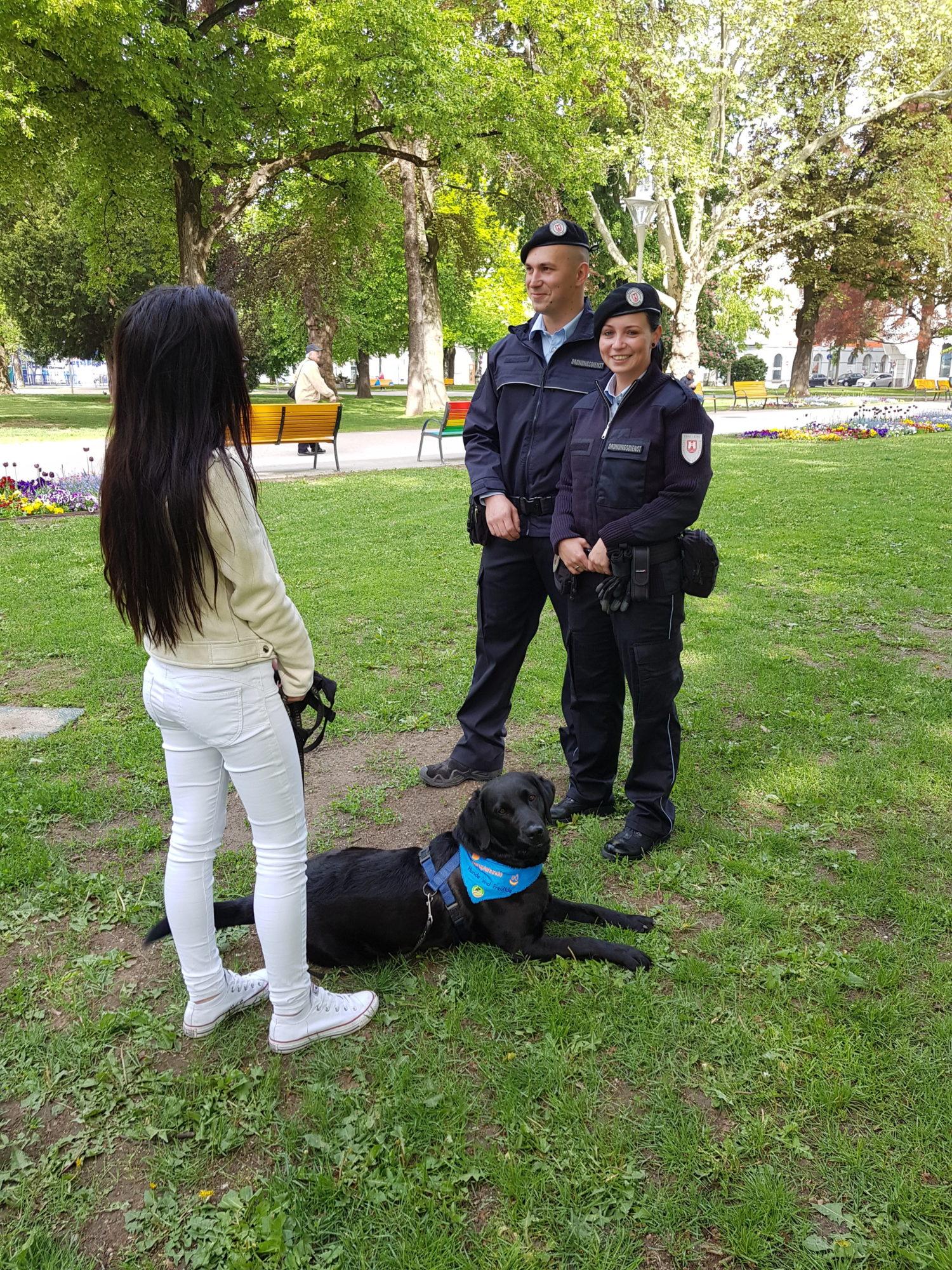 Für Euch auf gemeinsamen Wegen – Der OSL'er für gutes Miteinander von Mensch und Tier